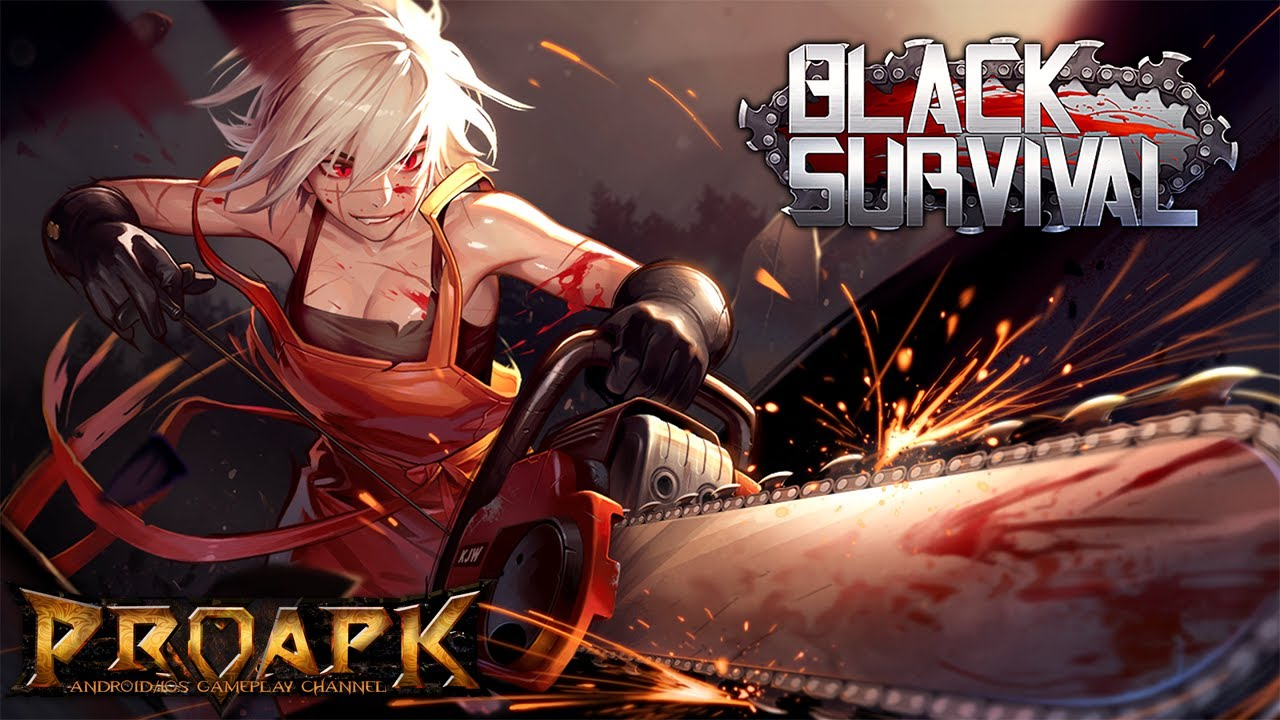 Black Survival is another best PUBG alternative which is completely different from all other games listed above. The game drops you with 9 other players into a location where you need to find cover, craft weapons, and shoot enemies in order to survive in the game. The best part of Black Survival is that the island is divided into 22 areas including forest, beach, hospital and much more.