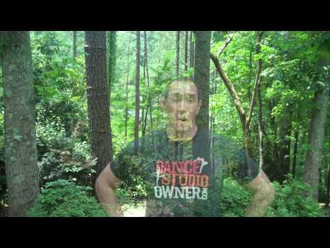 Dancing in the Woods for DanceStudioOwner.com