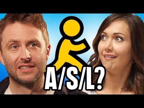 Nerdist Shares Their Earliest Internet Memories