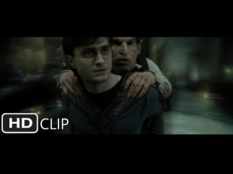 Harry Potter and the Deathly Hallows Part 2 - Breaking into Gringotts (Part 1 of 2)