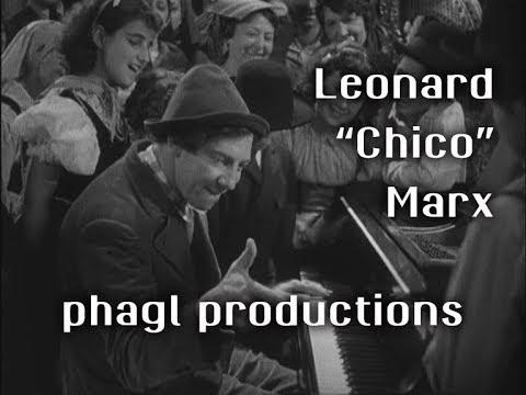 The Wonderful Wisecracks of Chico Marx