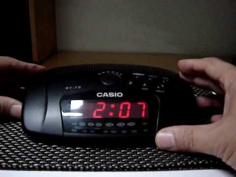 a603726f2b89 Casio RT-75 - YouTube