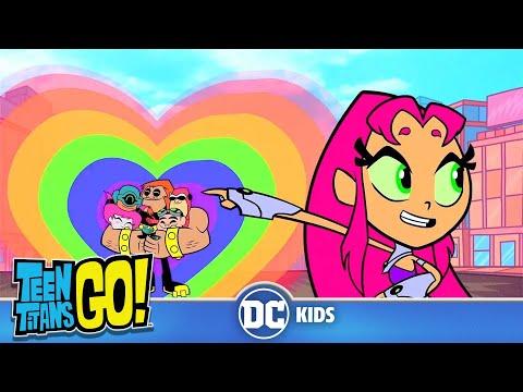 Teen Titans Go! in Italiano | Pace e amore | DC Kids