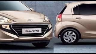 Hyundai Santro New Edition 2018