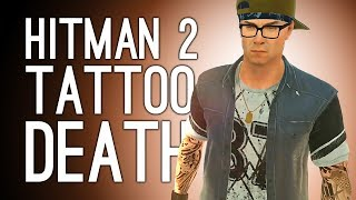 Hitman 2 Gameplay: TATTOO KILL and PIRANHAS in COLOMBIA - Let