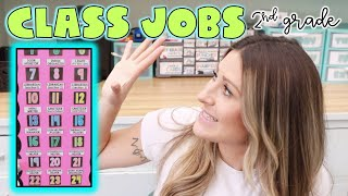 How to Use Classroom Jobs!