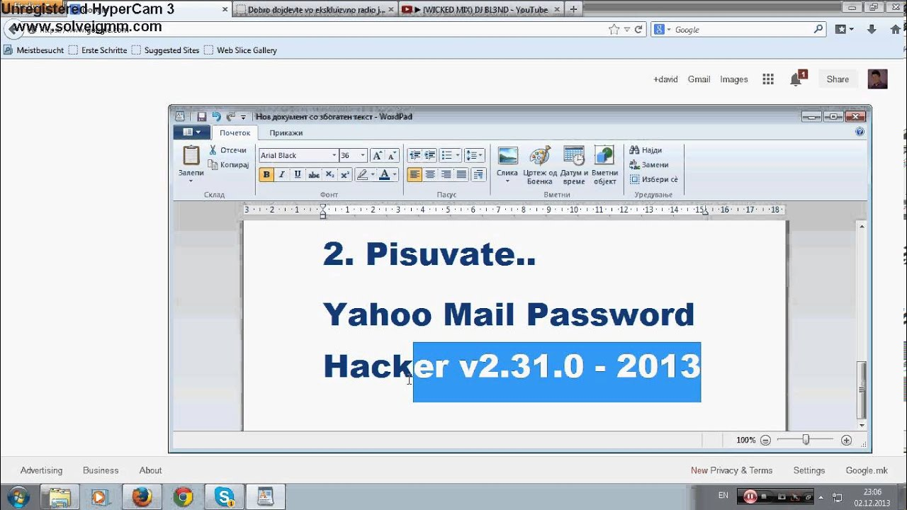 Yahoo 2013 Account Security Update FAQs