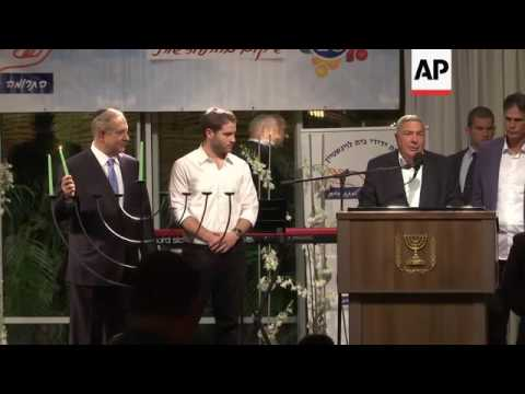 Israeli PM Netanyahu Criticizes The UN And Obama