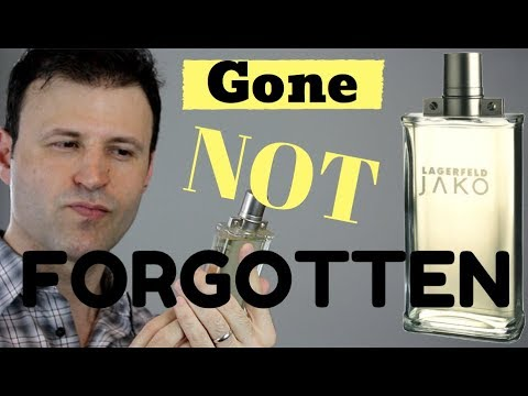 KARL LAGERFELD Jako Fragrance REVIEW |CFR Classic Fragrance Reviews