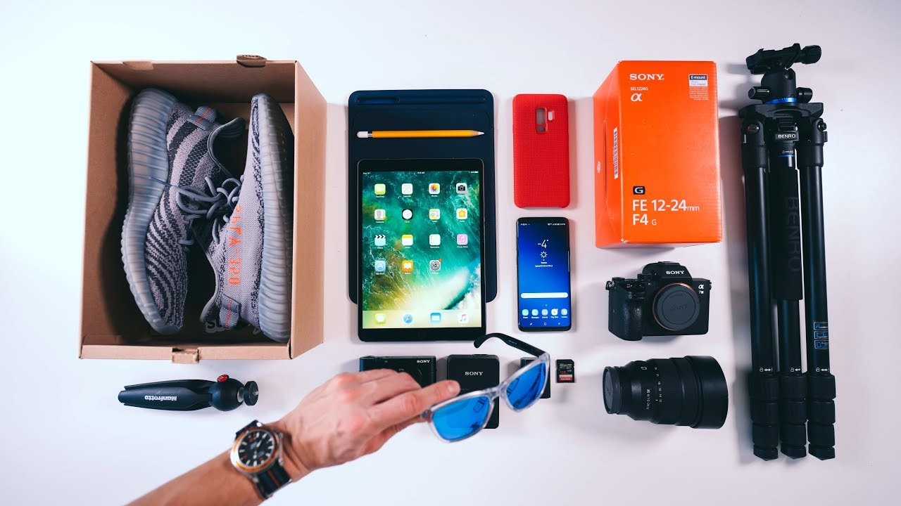 d6e11d96472 THE ULTIMATE TECH TRAVEL PACK - NYC EDITION! - YouTube