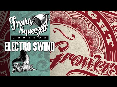 Swingrowers - Midnight - [AUDIO ONLY] Electro Swing