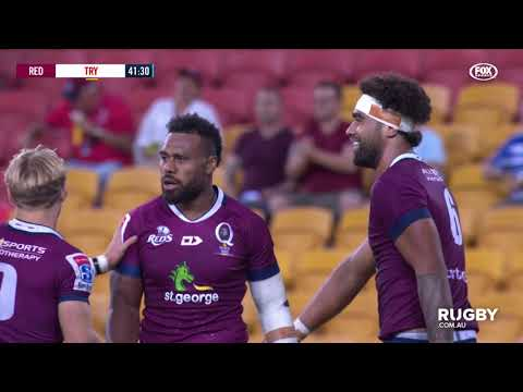 Super Rugby 2019 Round Eight: Reds vs Stormers