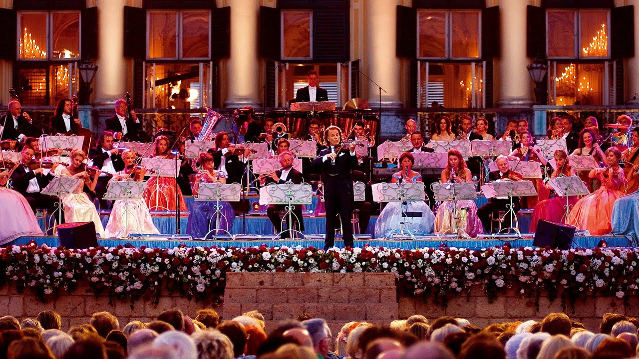 André Rieu and His Johann Strauß Orchestra Johann Strauss Orchestra Home For The Holidays