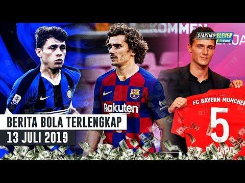 RESMI Griezmann Ke Barca 😱 RESMI Pavard Ke Bayern 🔥 RESMI Nicolo Barella Join Inter Milan