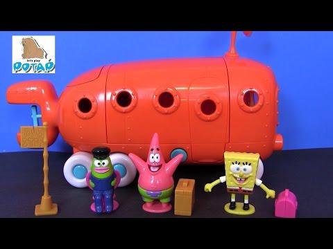 Игра Губка Боб Хэллоуин онлайн (Spongebob Halloween Day