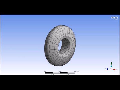 Ansys tutorial mesh hex dominant - PakVim net HD Vdieos Portal