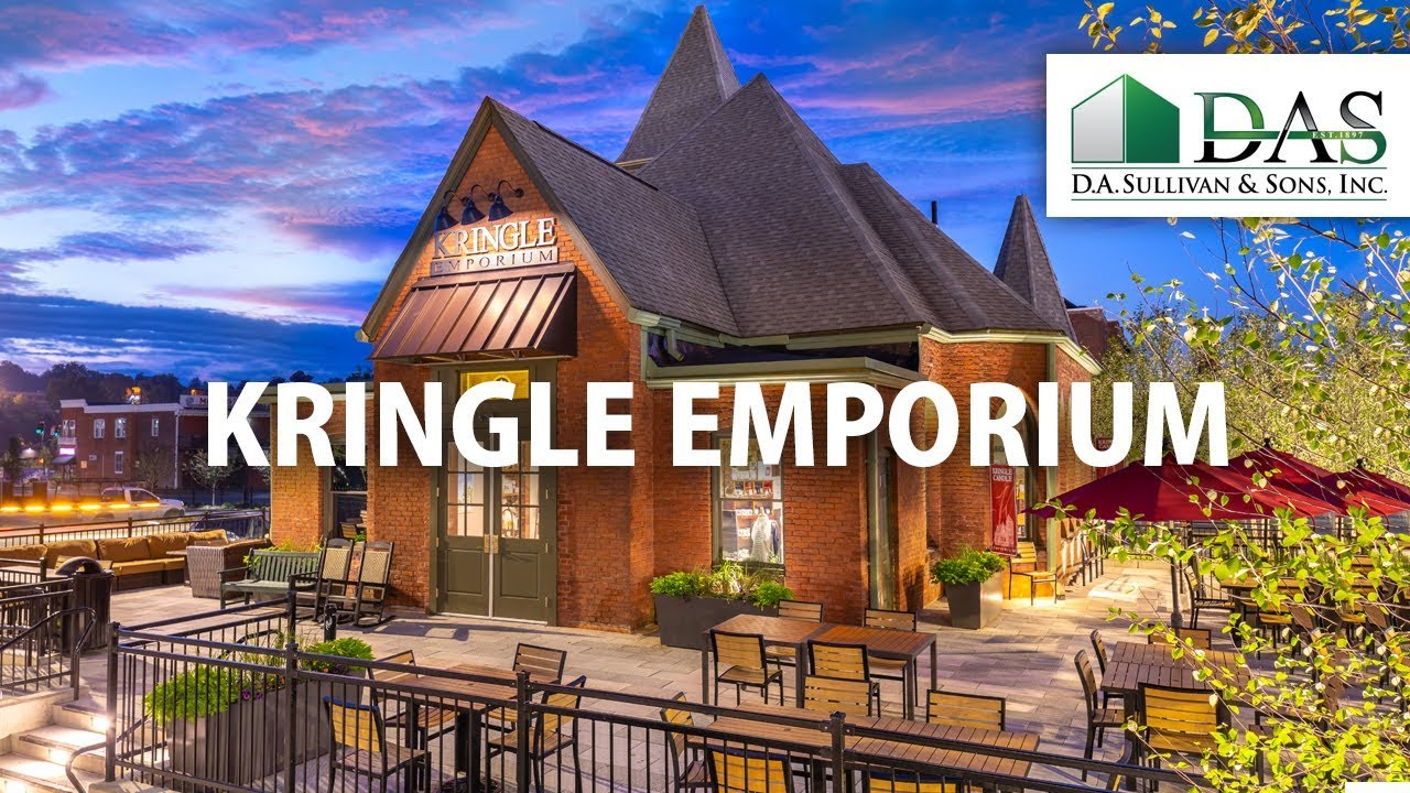 Kringle Emporium Springfield - Built By DAS