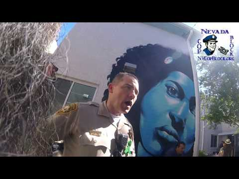 Coffee With Nevada Cop Block - LVMPD Captain Andrew Walsh (Downtown Las Vegas)
