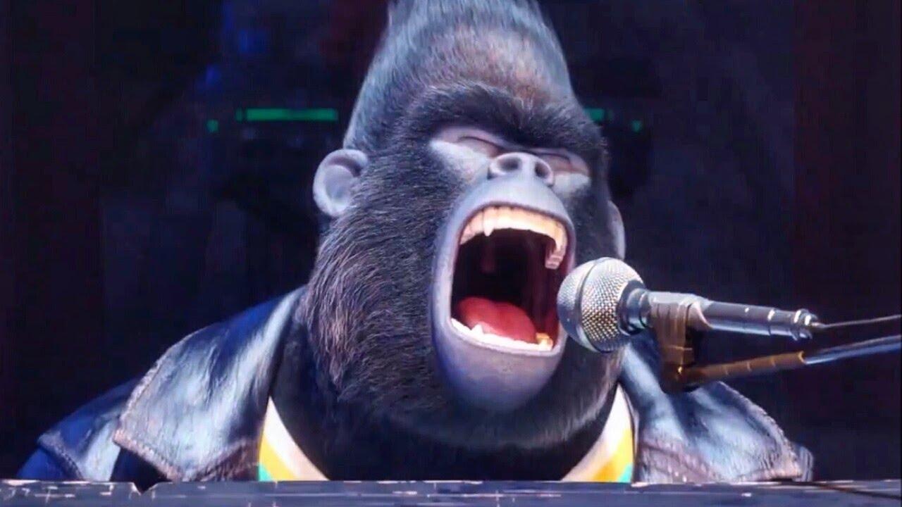 Download [Lyrics] SING I'm Still Standing Taron Egerton as Johnny HD