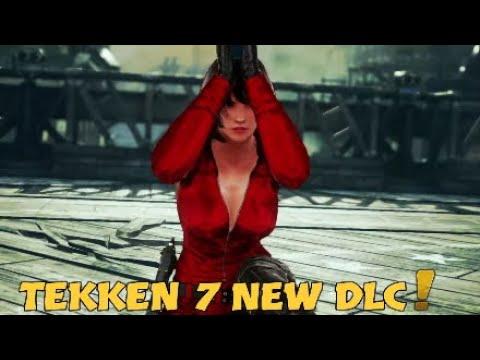 鉄拳 7 TEKKEN 7 New DLC Free! (New rage art and more)
