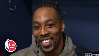 Dwight Howard: The Lakers gave me my joy for basketball back | NBA Sound