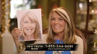 Florida Dental Implants - Donna's New Teeth Now Story