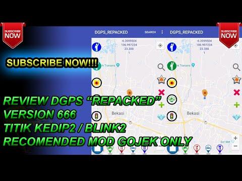 FAKE GPS TERBARU - DGPS REPACKED AKHIR 2019 - TITIK KEDIP2 !!