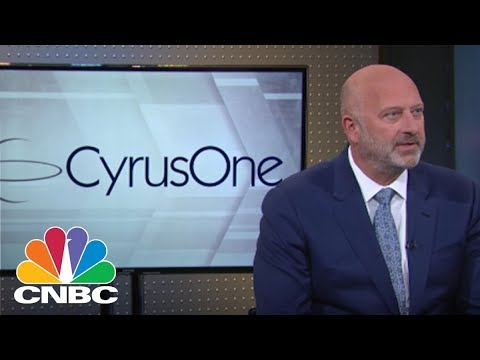 CyrusOne CEO: Globalizing Data | Mad Money | CNBC