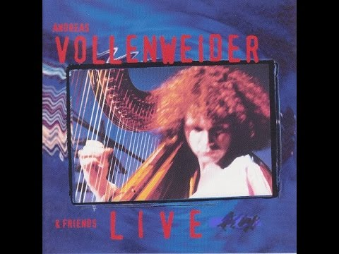 """Andreas Vollenweider Live: A Journey To """"Liveland"""""""