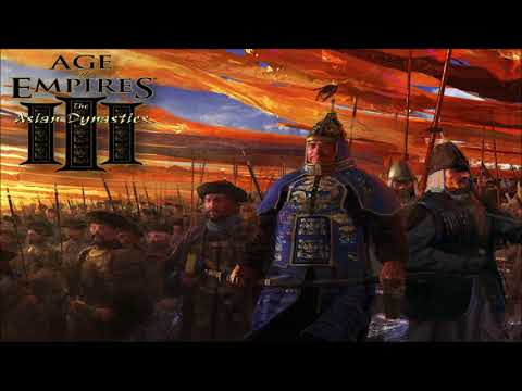 Age of Empires 3 (The Asian Dynasties) Music - SomeOfAKind (Strategy)