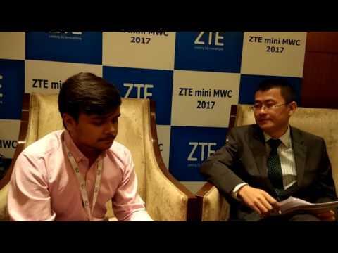 Interview: Mei Bowen, CMO, ZTE,  on ZTE's 5G strategies in India.