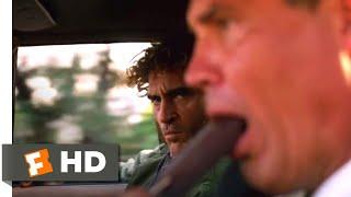 Inherent Vice (2014) - Frozen Banana Scene (1/8) | Movieclips