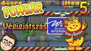 Mission Pom-Bär (DOS) #5 - Űrséta