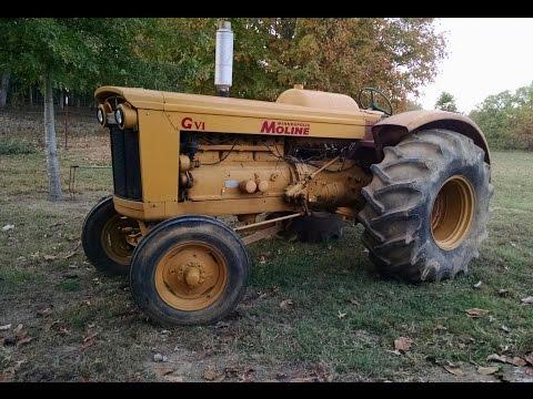 Minneapolis Moline G VI Tractor