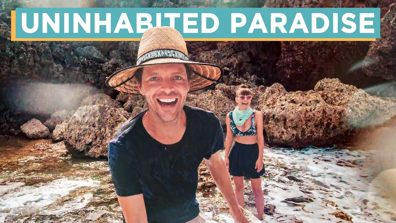 Download SAILING TO EXPLORE AN UNINHABITED PARADISE