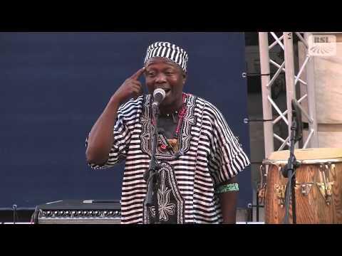 Sierra Leone's Refugee All Stars Live & Interview - The Radio Salone World Tour