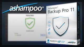 Ashampoo Backup Pro 11 -  Hands On Review & Software Demonstration