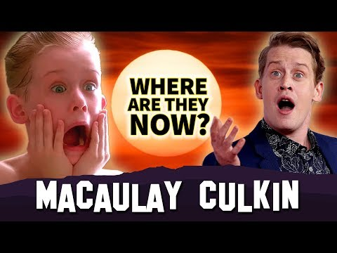Macaulay Culkin | Where Are They Now? | Kevin McCallister in Home Alone