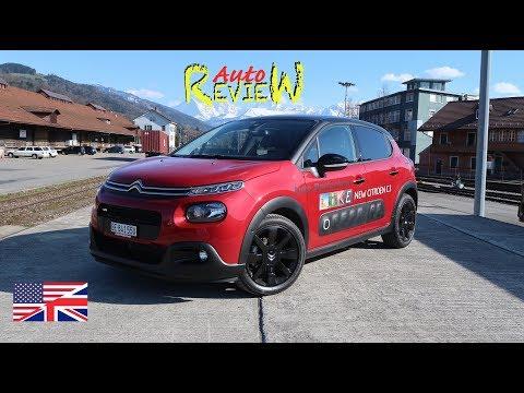 2017 Citroen C3 1.2 Pure Tech Shine   AutoReview   Switzerland   Episode 84 ENG