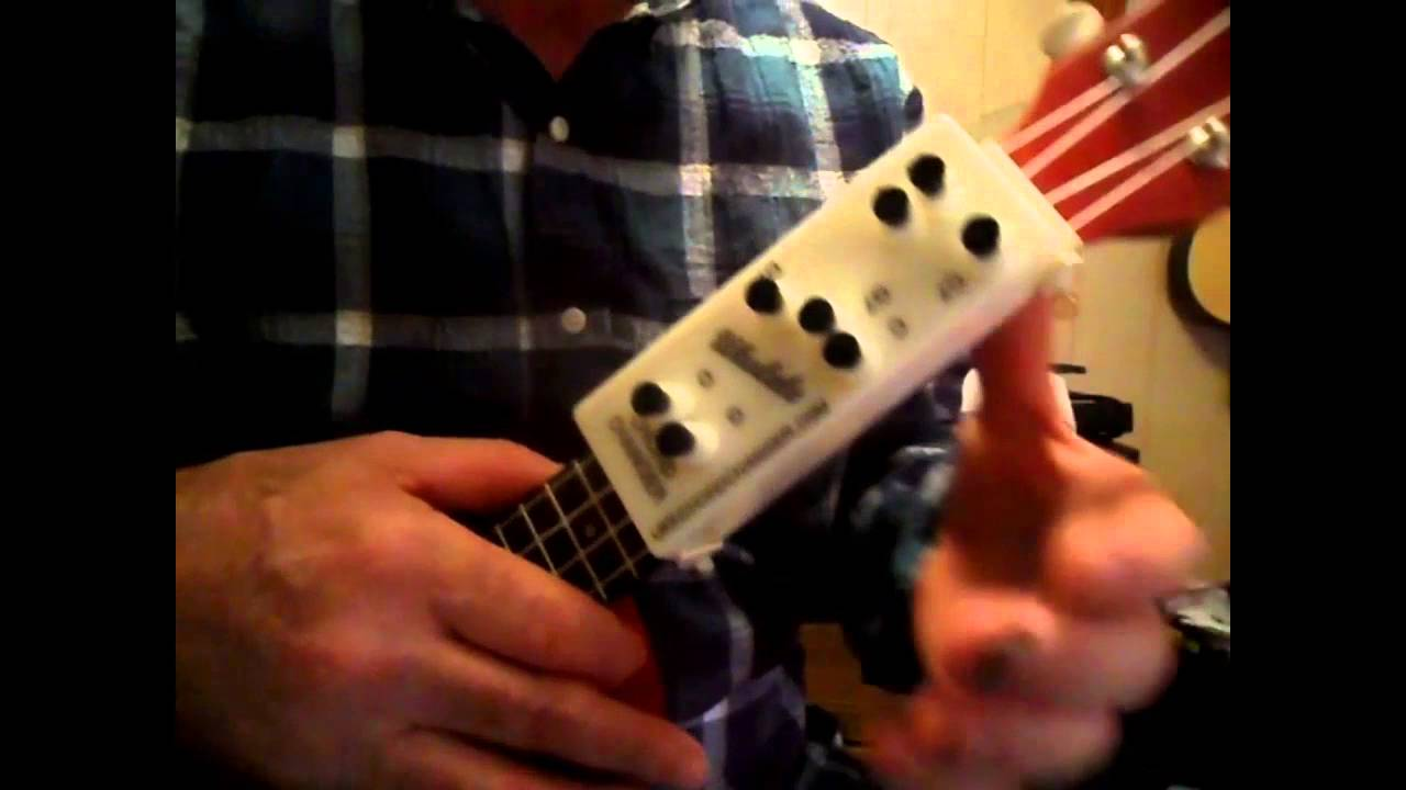Ukulele Chord Changer When We All Get To Heaven Youtube