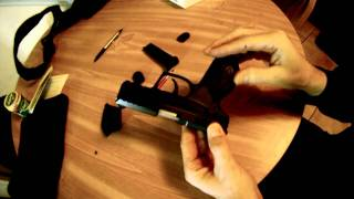 Ruger SR22 Pistol