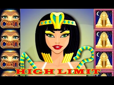 Queen of the Slots ✦THEME THURSDAYS - Cleopatra✦ Live Play Slot Machine Pokies from YouTube · High Definition · Duration:  13 minutes 50 seconds  · 32 000+ views · uploaded on 18/01/2017 · uploaded by Brian Christopher
