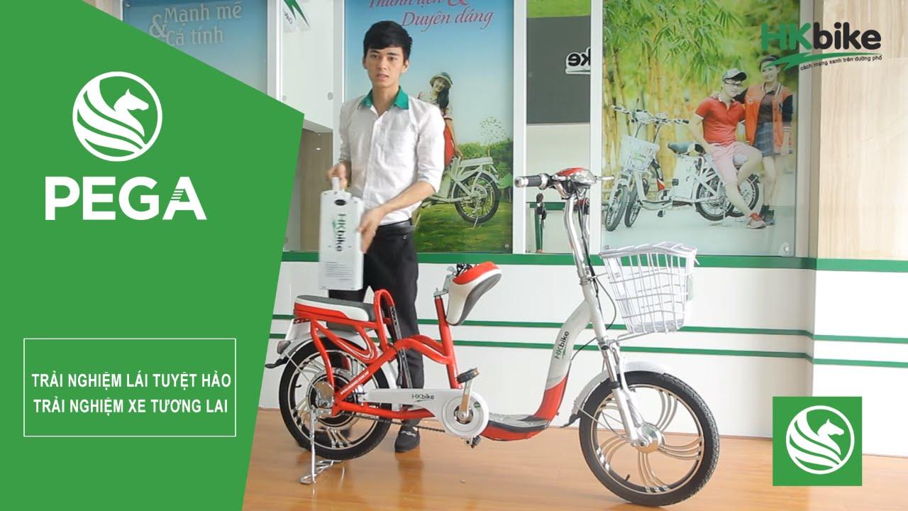 Hướng dẫn sử dụng xe đạp điện HKbike