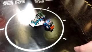 E.E.I. Vigo. Concurso robótica escolar.