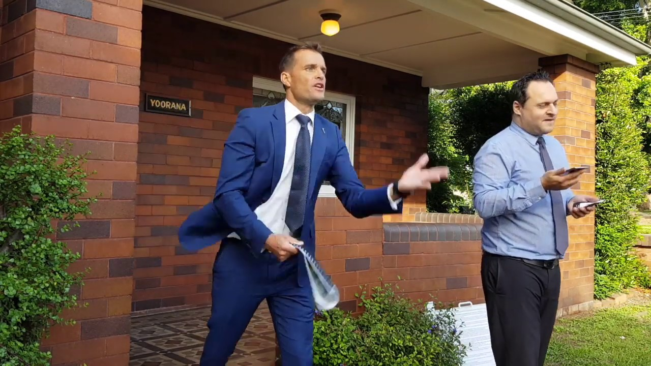 Dulwich Hill home sells under the hammer at auction