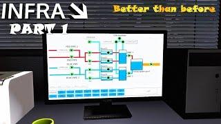 """Infra: part1 2016 [PC] Walkthrough Gameplay Chapter 3 Achievement""""Better than before"""""""