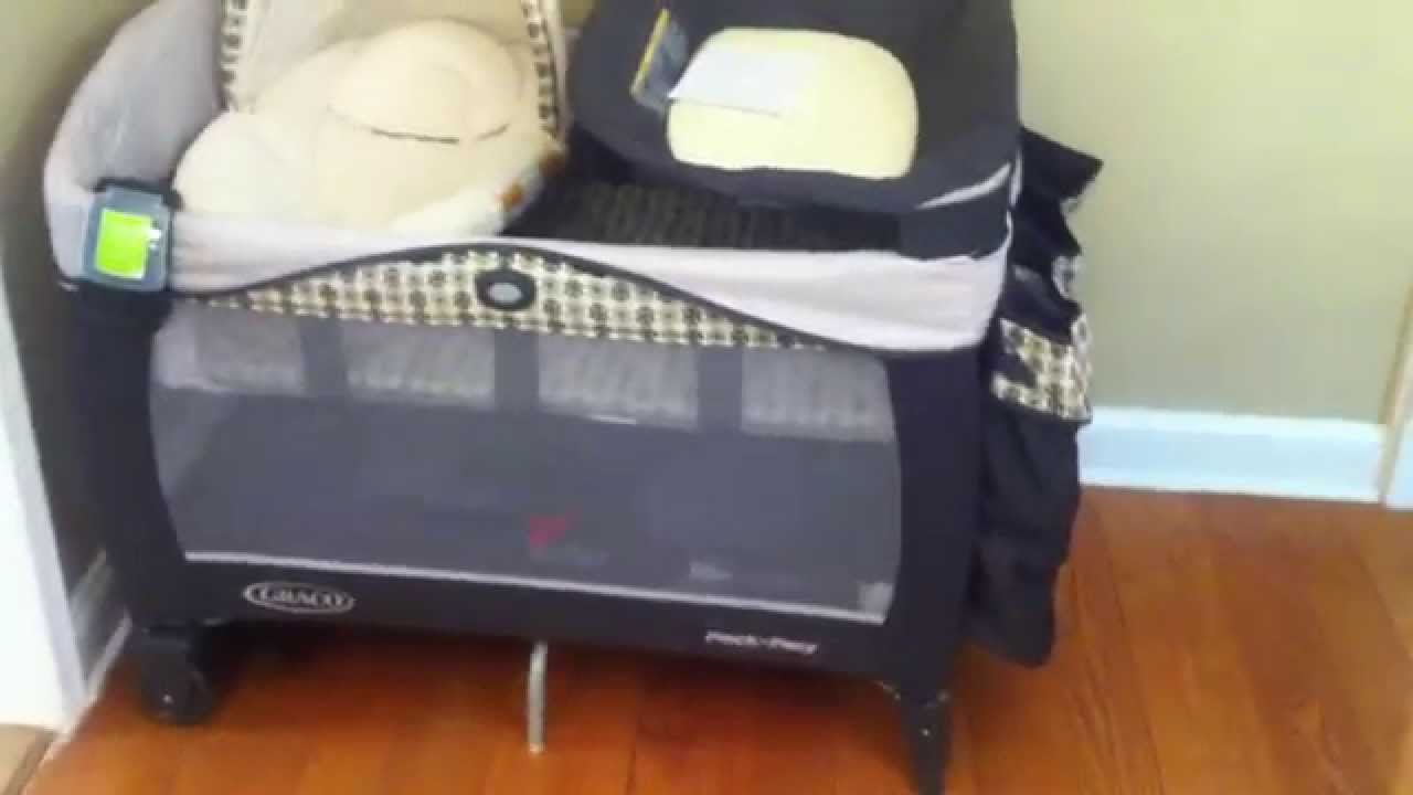 Graco Pack N Play Bassinet Assembly Service In Dc Md Va By