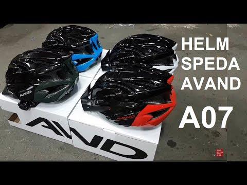Helm sepeda Avand A07 Inmould 200 grams SIZE L 57-61CM ADJUSTABLE