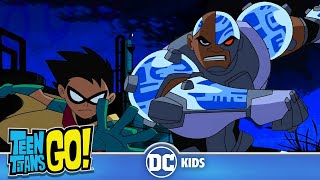 Teen Titans | Divide and Conquer | DC Kids