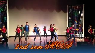 Agan13 (Original Sound track Mixed) MCA 2nd Sem, Dayanda Sagar College Of Engineering